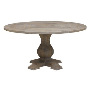 Pedestal Round Dining Table by Caribou Dane