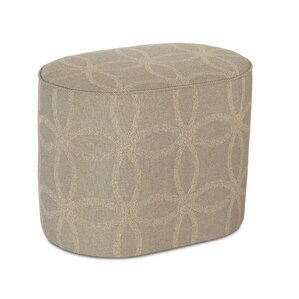 Silas Oval Ottoman by Eastern Accents