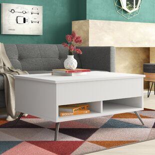 Lift Top Mid Century Modern Library Coffee Tables You Ll Love