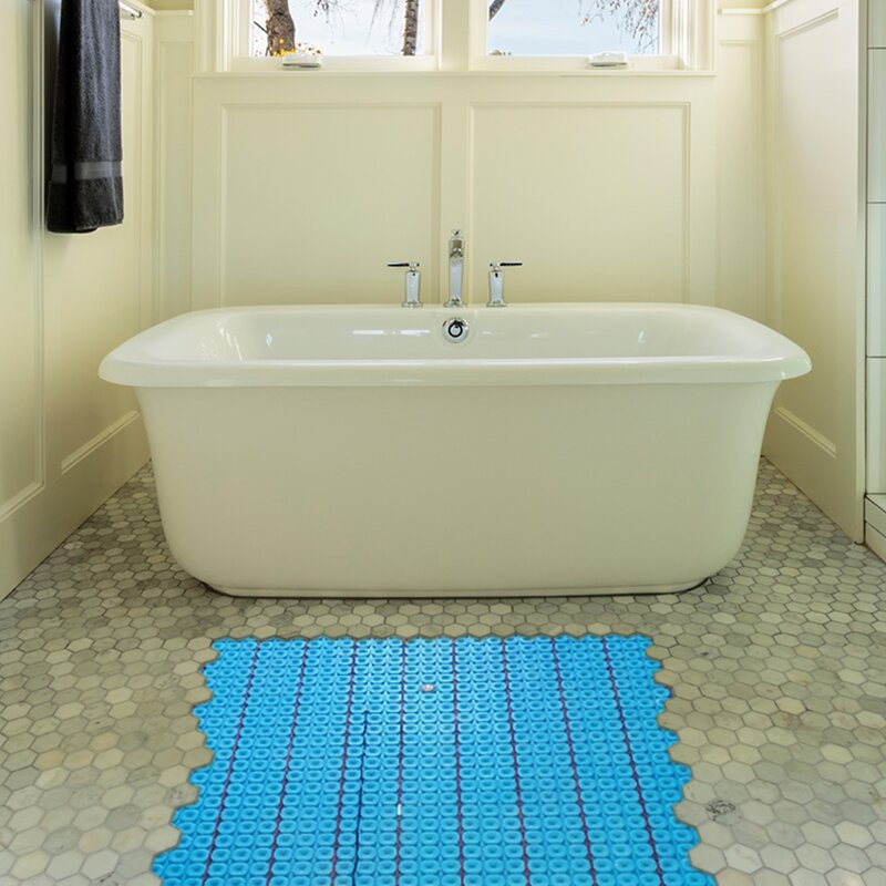 Warmlyyours Floor Heating Kit With Prodeso Cable 120v And Nspire