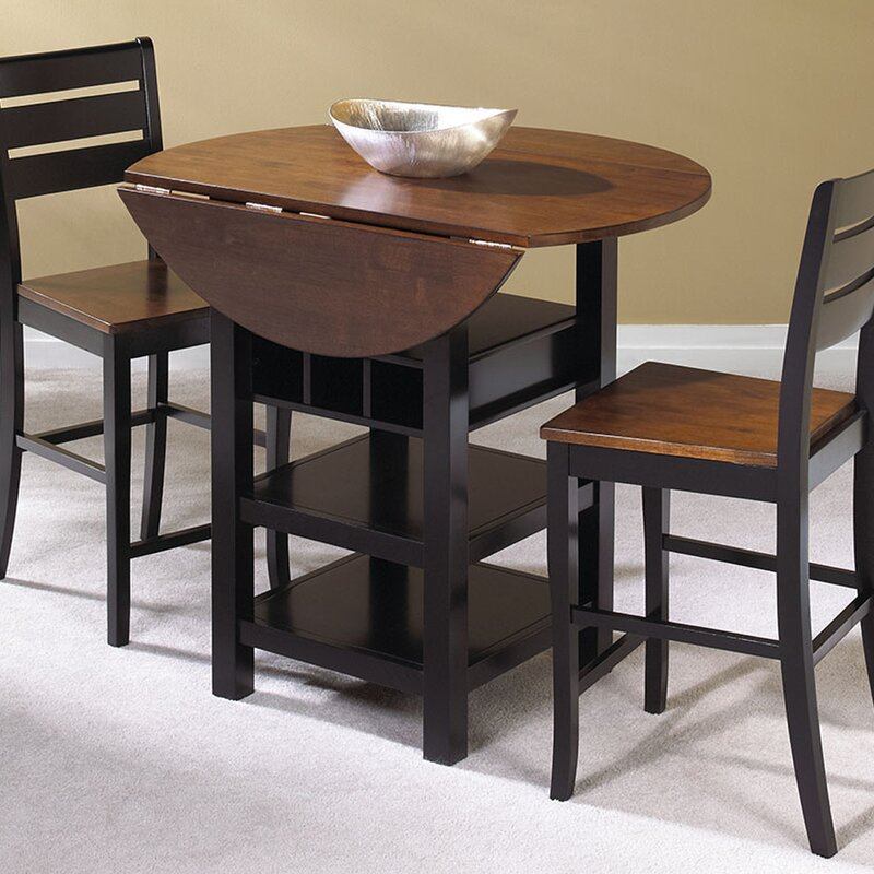 Perfect Atwater 3 Piece Pub Table Set
