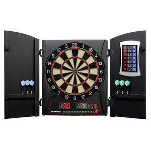 Cricketmaxx 3 Piece 3.0 Electronic Dartboard Cabinet Set