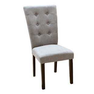 Gray Wingback Dining Chair Wayfair