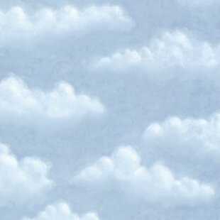 Hide And Seek Lucas Puffy Clouds 33 X 205 Abstract 3D Embossed Wallpaper
