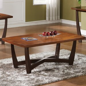 Pilsen Coffee Table by Brady Furniture Industries