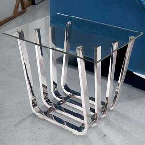 Fredrick End Table by Wade Logan