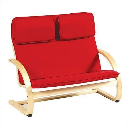 Guidecraft Kiddie Rocker Couch Amp Reviews Wayfair