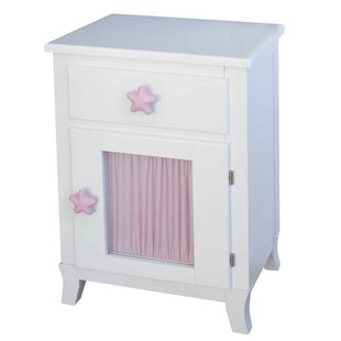 Alta 1 Drawer Nightstand by Zoomie Kids