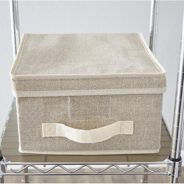 Wayfair Basics Wayfair Basics Soft Storage Box Amp Reviews