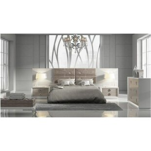berkley panel 4 piece bedroom set - Grey Bedroom Set
