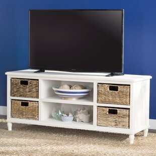 Solid Wood Tv Stands Entertainment Centers You Ll Love Wayfair
