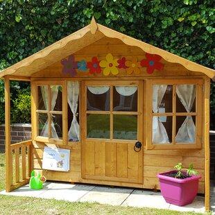 Playhouses Wooden Playhouses Kids Playhouses Wayfaircouk