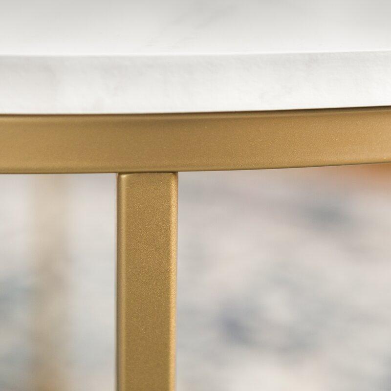 Mistana Lesa Coffee Table Amp Reviews Wayfair