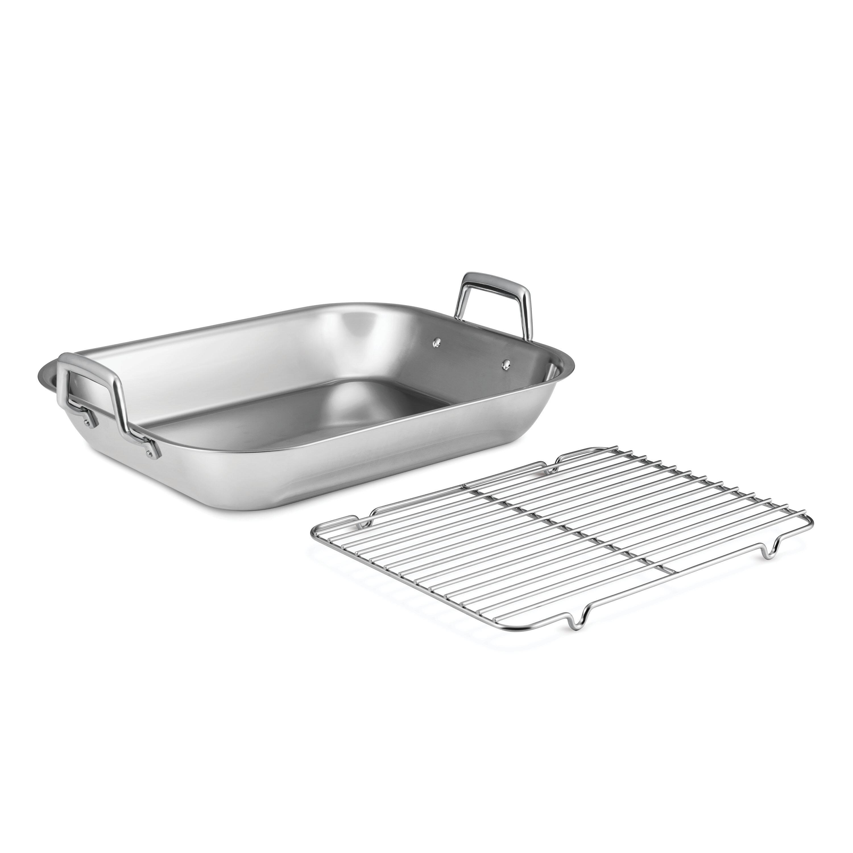 Tramontina Gourmet 203 Stainless Steel Roasting Pan