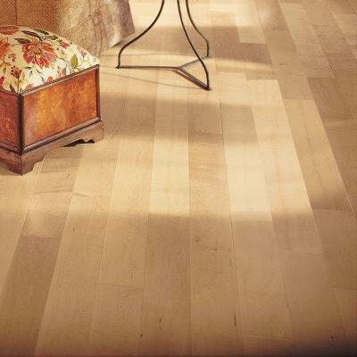 "Turlington 5"" Engineered Red Oak Hardwood Flooring in Natural"