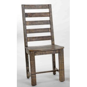 Morocco Solid Wood Dining Chair by Aishni..