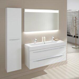 Belfry Bathroom 120 cm Wandmontierter Wandtisch ..
