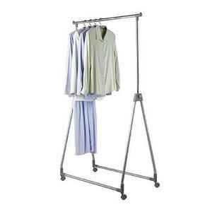 Verstellbare Kleiderstange