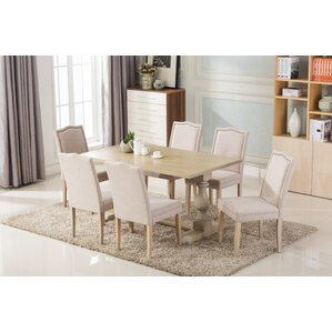 Patino Antique 7 Piece Dining Set by One Allium ..