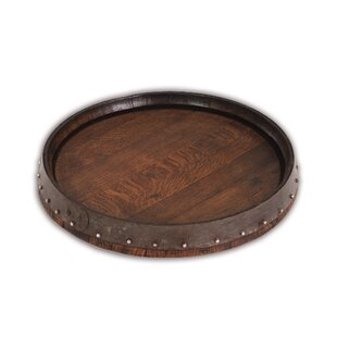 Barrel Top Lazy Susan Wayfair