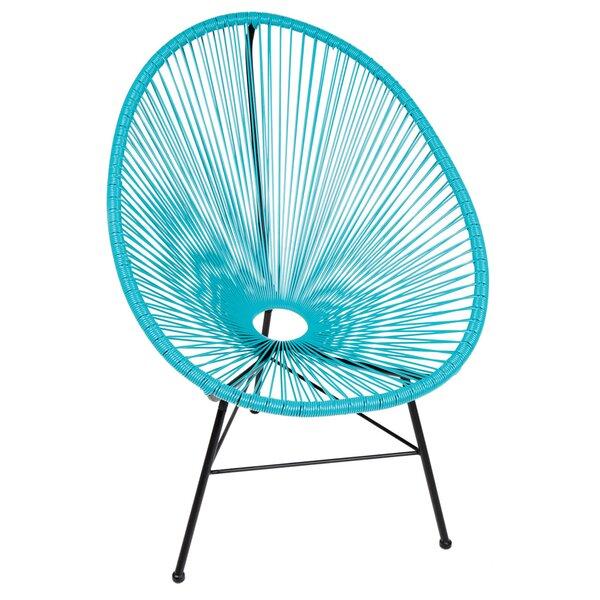 Polivaz Acapulco Wire Basket Papasan Chair Amp Reviews Wayfair