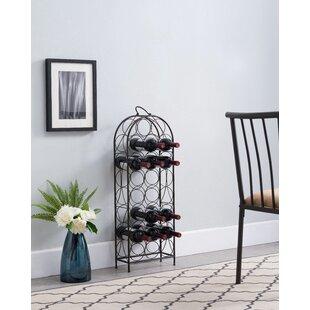 Sikorski 23 Bottle Floor Wine Rack