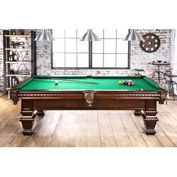 Goliath 8u0027 Pool Table
