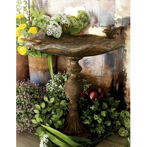 Polystone Tray Bird Feeder