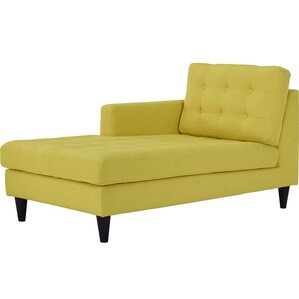 Warren Chaise Lounge  sc 1 st  Wayfair.com : yellow chaise lounge - Sectionals, Sofas & Couches