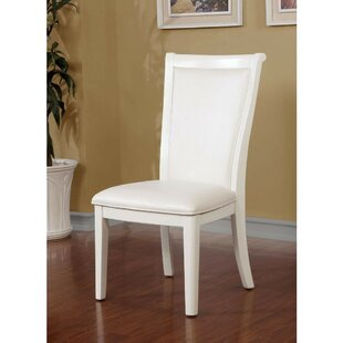 Mamie Upholstered Dining Chair (Set of 2)