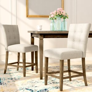Dejardins Dining Chairs (Set of 2) by Lark Manor