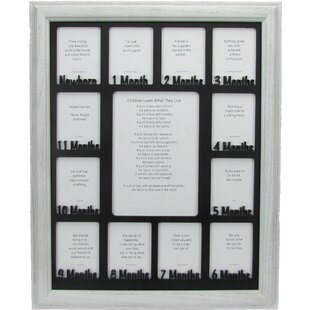 Baby First Year Picture Frame Wayfair