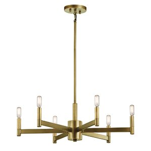 Gavin 6 Light Candle Style Chandelier