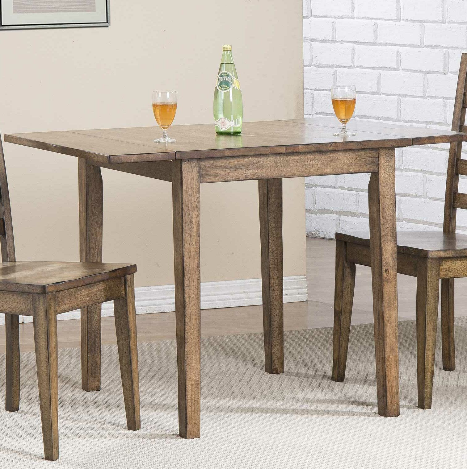 Rosecliff Heights Rutledge Drop Leaf Dining Table Reviews