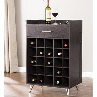 Seiling 25 Bottle Floor Wine Rack