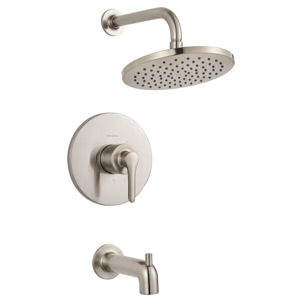 Shower Faucet.Studio Water Saving Diverter Tub And Shower Faucet