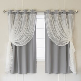 Modern Curtains and Ds | AllModern on
