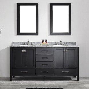cheap black bathroom vanity. Save To Idea Board Black Bathroom Vanities You Ll Love  Wayfair