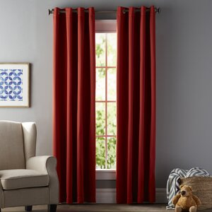 Red Curtains & Drapes You\'ll Love   Wayfair.ca