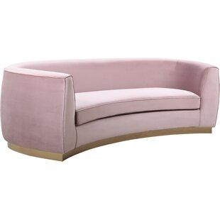 Modern & Contemporary Round Sofa | AllModern