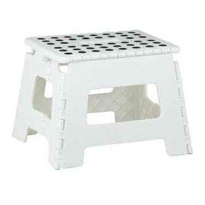 1step plastic folding step stool