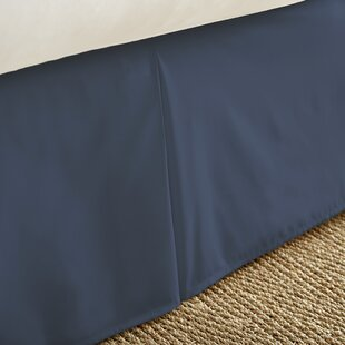 Navy Blue Bed Skirt Wayfair