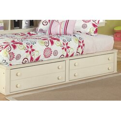 Florence Bookcase Footboard