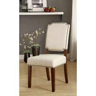Mitch Upholstered Dining Chair (Set of 2)