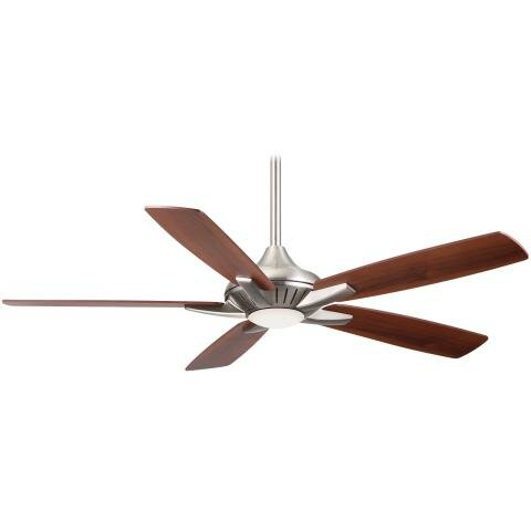Minka aire 52 minka aire dyno 5 blade ceiling fan reviews wayfair 52 minka aire dyno 5 blade ceiling fan mozeypictures Image collections