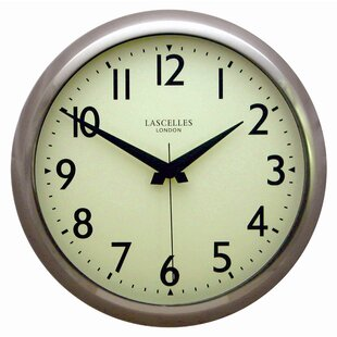 Lovely 30cm Deco Wall Clock