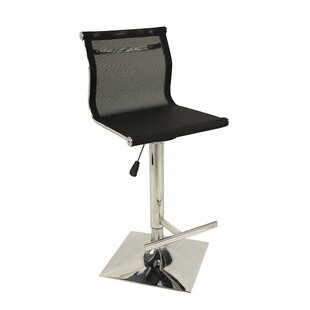 Hyden Adjustable Height Swivel Bar Stool