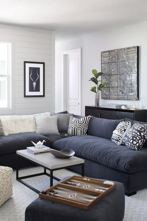 Living Room Design Furniture. Krista Watterworth Alterman C  Designer Jessica Glynn Photographer Eclectic Living Room Design Ideas Wayfair