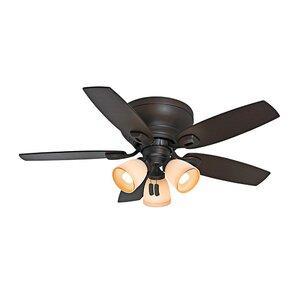 44 Durant 5-Blade Ceiling Fan