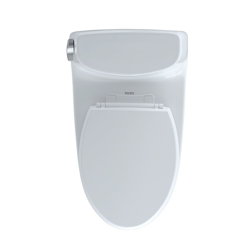Carlyle 1.28 GPF Elongated One-Piece Toilet